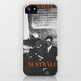 Ancestors, Cut-throats  iPhone Case