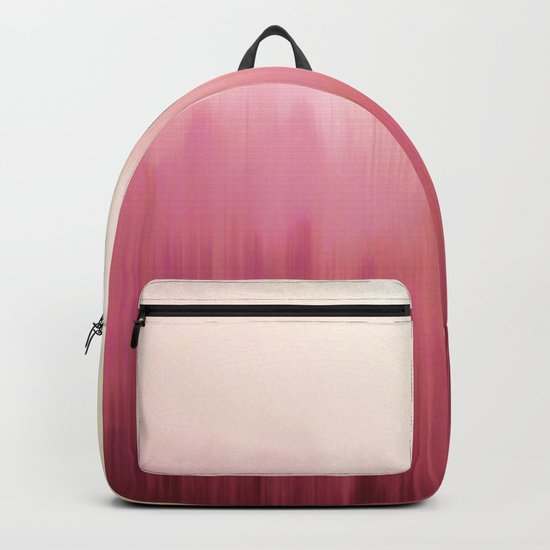 Soft Pink Woods Backpack