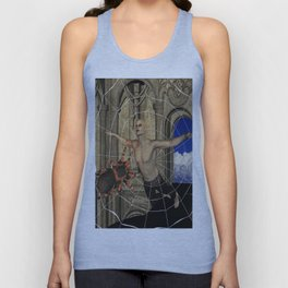 Spiders Web Unisex Tank Top