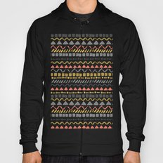 Ethnic pattern Hoody