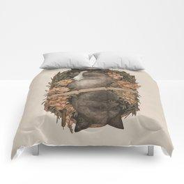 Friend Fox, Foe Fox Comforters