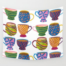 Comfort In A Cup Wall Tapestry
