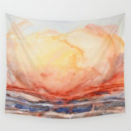 just glow Wall Tapestry