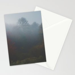 Morning Forest Stationery Cards
