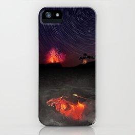 Kilauea Volcano Eruption .4 iPhone Case