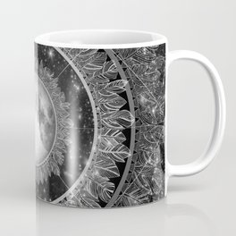 Major Tom (floating in my tin can, far above the Moon) Coffee Mug