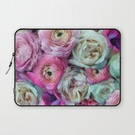 Romantic flowers I Laptop Sleeve