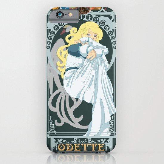 Odette Nouveau - Swan Princess iPhone & iPod Case