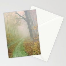 Autumn Road Stationery Cards