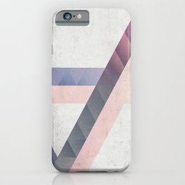 Unespected Geometry iPhone Case