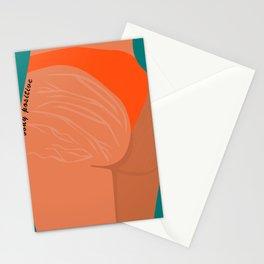 body positive Stationery Cards