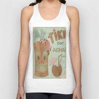 aloha Tank Tops featuring Aloha by Robin Curtiss