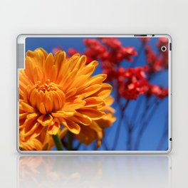 Bright, Vibrant, Happy Flowers Laptop & iPad Skin