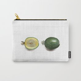 Lime - Fruit Illustration Carry-All Pouch