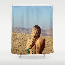 Desert #2 Shower Curtain