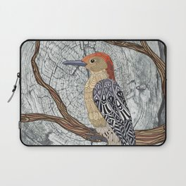 Woodpecker Laptop Sleeve