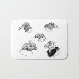 Vultures Bath Mat