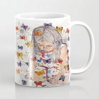 fantasy Mugs featuring Fantasy by Condor