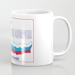 Thank You Comrade Drumpf Coffee Mug