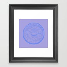 Peloponnesian Coin No. 1 Framed Art Print
