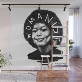 Alice Walker Wall Mural