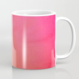 PinkOrange Gradient Coffee Mug