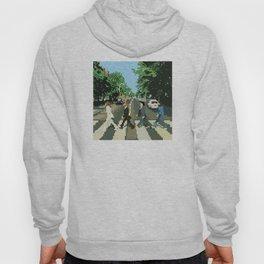 Pixel Abbey Road Hoody
