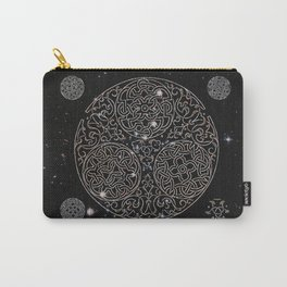 Out there mandala Carry-All Pouch