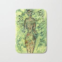 hipster art collection 5 Bath Mat