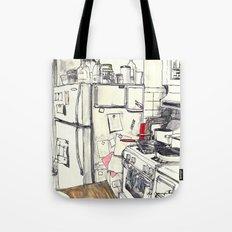 Brooklyn Kitchen, 2016 Tote Bag