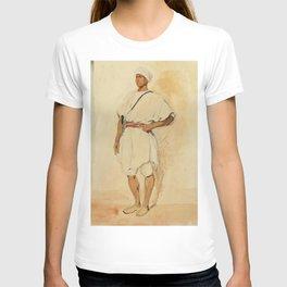 "Eugène Delacroix ""A standing Moroccan"" T-shirt"