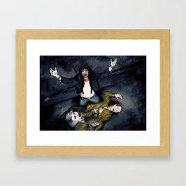 Vampire Attack Framed Art Print