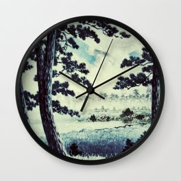 A Long Trip to Kana Wall Clock
