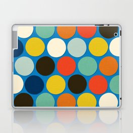 charlie spot blue Laptop & iPad Skin