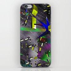 Decaying Orbit iPhone & iPod Skin