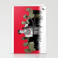 daryl Stationery Cards featuring Daryl Dixon by ArtisticCole