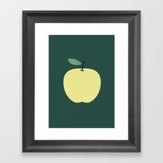 Apple 18 Framed Art Print