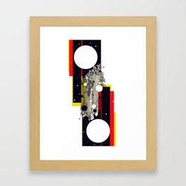 Thodeau Framed Art Print