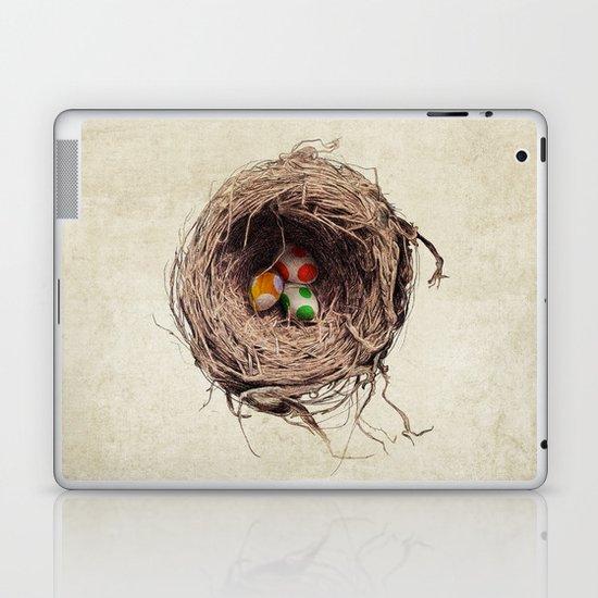 Yoshi Eggs Laptop & iPad Skin