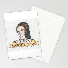 Anne Boleyn Stationery Cards