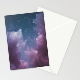 perhaps one day we'll find our peace Stationery Cards