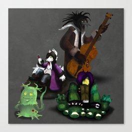 The Geryon Trio Canvas Print