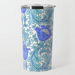 "William Morris ""Anemone"" 3. Travel Mug"