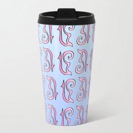 ribbon 17-ornamental,fabrics,fashion,decorative,girly,gentle Travel Mug