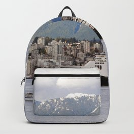 Vancouver Harbour - Canada Backpack