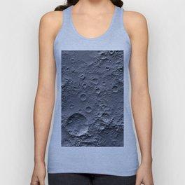 Moon Surface Unisex Tank Top