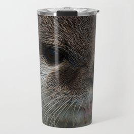 Otterly Sweet Face Travel Mug