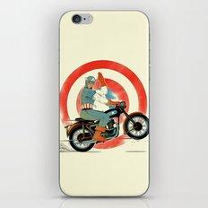 Cap Ride. iPhone & iPod Skin