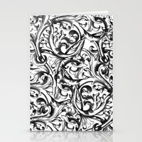 baroque Stationery Cards featuring baroque by Maryam Toorani