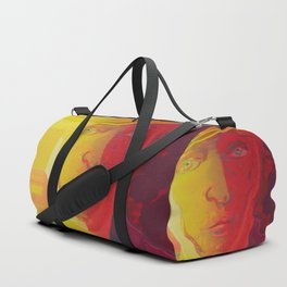 Dear Van Gogh / Stay Wild Collection Duffle Bag